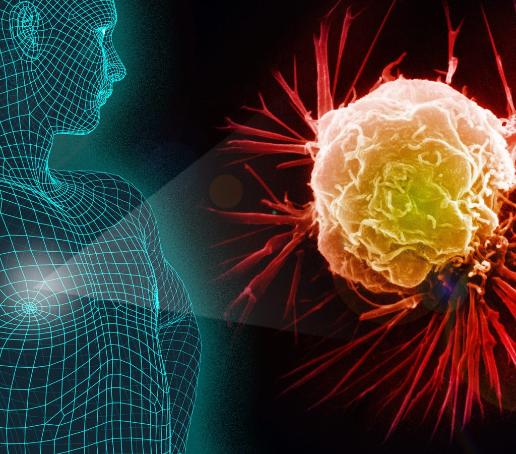 سرطان یک بیماری ژنتیکی است، این بدان معناست که سرطان در اثر تغییراتی خاص در ژن ها ایجاد می شود که نحوه عملکرد سلول های ما را کنترل می کند، خصوصاً نحوه رشد و تقسیم آنها.