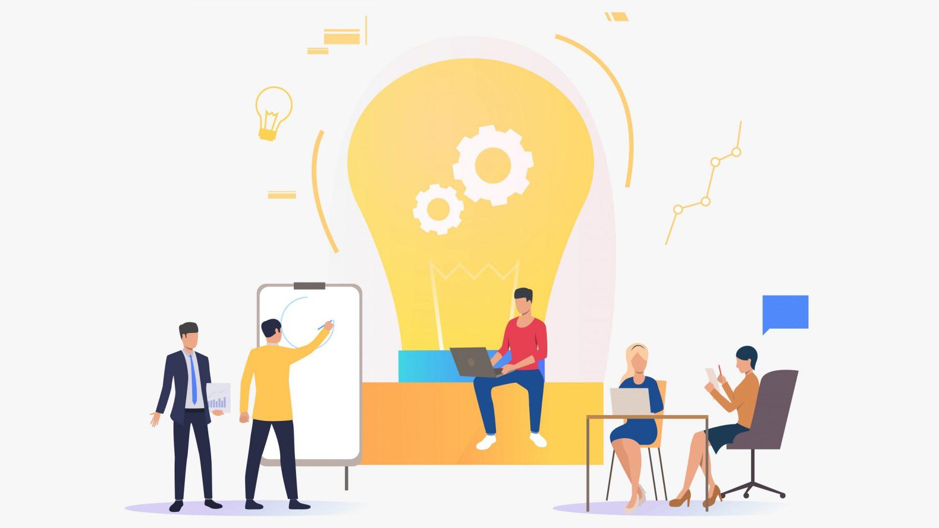 پژوهش و گسترش یا تحقیق و توسعه به خلاقیتی در هر حیطه گفته می شود که به طور سیستماتیک انجام می شود تا به دانش موجود بیافزاید و این دانش برای ابداع کاربردهای تازه به کار می رود.